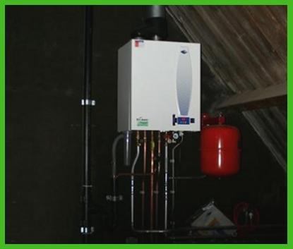 Ketel installatie 1 Verwarmingsinstallatie