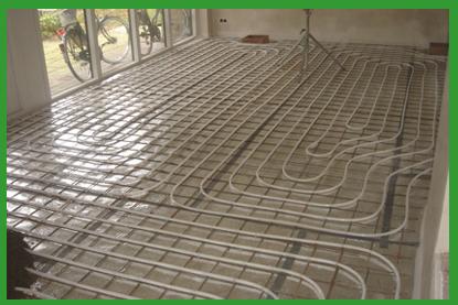 project vloerverwarming Projecten
